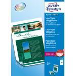 Avery Zweckform 1198 Superior Colour Laser Papier DIN A4 120g/m² 200 Blatt (Weiß)