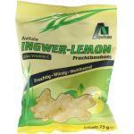 Avitale Ingwer-Lemon Fruchtbonbons 75 Gramm
