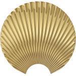 AYTM - Concha Wandhaken - gold, Metall - 16x15x4 cm (502390005082) S