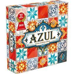 Azul (Next Move Games), Spiel des Jahres 2018, 2 bis 4 Spieler ab 8 Jahren (Pegasus - 329831)