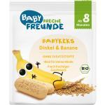 Babykeks Dinkel & Banane, ab dem 8. Monat Freche Freunde (100 g)