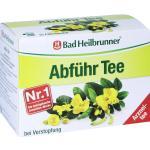 Bad Heilbrunner Abführ Tee Filterbeutel 15X1.7 g
