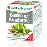 BAD HEILBRUNNER Basischer Kräutertee Filterbeutel 8X1.8 g