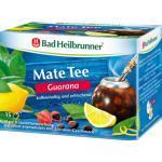 BAD HEILBRUNNER Guarana Mate Tee Kräuterpower Fbtl 15X1.8 g