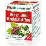 BAD HEILBRUNNER Herz- und Kreislauftee N Fbtl. 8X1.5 g