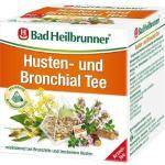 BAD HEILBRUNNER Husten- und Bronchial Tee Fbtl. 15X2.0 g
