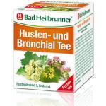 BAD HEILBRUNNER Husten- und Bronchial Tee N Fbtl. 8X2.0 g