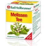 BAD HEILBRUNNER Melissen Tee Filterbeutel 8X1.6 g