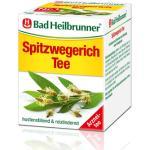 BAD HEILBRUNNER Spitzwegerichkraut Tee Filterbeut. 8X2.0 g