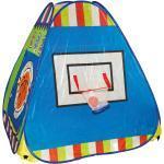 Bällebad BASKETBALL mit 100 Bällen, Spielzelt, Pop-Up Kinderzelt