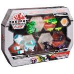Bakugan Gear-Up Pack mit 3 exklusiven Armored Alliance Ultra Bakugan Ultra und 3 Sets Baku-Gear, Spielfigur