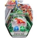 Bakugan Starter-Set 3er-Pack Nillious Ultra, Spielfigur Geogan Rising Actionfiguren zum Sammeln