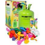 Balloon time Helium-Ballon-Kit, 50 Luftballons