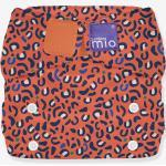 Bambino Mio, miosolo All-in-One Stoffwindel mehrfarbig bedruckt safari