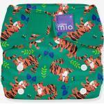 Bambino Mio, miosolo All-in-One Stoffwindel mehrfarbig bedruckt tiger