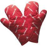 Barbecook Rote Kurze Grill-Handschuhe