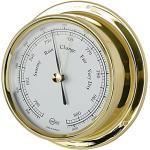 Barigo Marine Barometer Regatta Messing 120mm