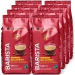 BARISTA Caffè Crema Kolumbien – 8x 1 kg Ganze Bohne