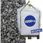 Basaltsplitt Eifelschwarz 8-11mm 1.000kg Big Bag