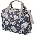 Basil gepäcktasche Magnolia 18 Liter Polyester dunkelblau