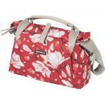 Basil Magnolia City Bag Lenkertasche Poppy Red 7 L