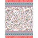 Bassetti Tagesdecke BURANO FOULARD R1 rosa 350 x 270 cm