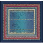 Bassetti Tischdecke Malve B1 blau 170x170 cm