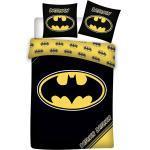 Batman Kinderbettwäsche » - Bettwäsche-Set mit Wendemotiv, 135x200 & 80x80 cm«, 100% Baumwolle