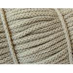 Baumwollkordel Schnur Kordeln Seil Faden Nähen Garn Wolle - Ø5,0mm - 20m 50m