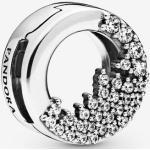 Bead - Silber - Clip Reflexionband - Charm