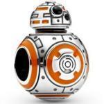 Bead Star Wars - Silber - BB-8 Charm