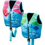 BECO SEALIFE Schwimmweste 1-3 Jahre Grün/Blau