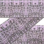 Violette Spitzen & Borten
