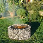 bellissa Feuer- und Grillstelle inkl. Grillgalgen