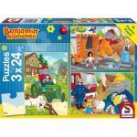 Benjamin Blümchen, In Aktion (Kinderpuzzle)
