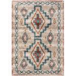 benuta Hochflorteppich Gobi Multicolor 120x170 cm - Berber Teppich