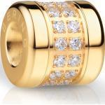 Bering Bering Damen-Charm Edelstahl Gold Gold 32012015