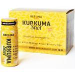 Berlina Kurkuma Shot Box - 12 Shots à 60ml. Die Goldene Sonne. Bleib'ste jesund.