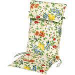 Best Freizeitmöbel Auflage Madelene 50x8x120 cm (BxHxT) Mehrfarbig Baumwollstoff