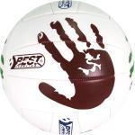 Best Sporting Volleyball FLORIDA aus Soft Touch Kunstleder, Größe 5 mehrfarbig 10139