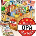 Bester Opa / 24er DDR Paket / Geburtstagsgeschenke Opa
