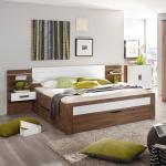 Rauch Pack's Bernau Komplettschlafzimmer & Schlafzimmer Sets Breite 250-300cm, Höhe 50-100cm, Tiefe 200-250cm