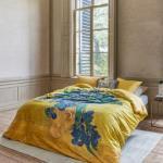 Bettwäsche Beddinghouse x Van Gogh Irises Yellow Baumwolle-135 x 200 cm