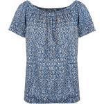 bianca Carmenshirt »SIANA« im femininen Minimal-Print