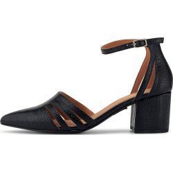 BIANCO Riemchensandale BIADIVIVED Fashion Pump schwarz Damen