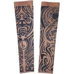 Biciclista Maori - Armwärmer mit Tattooprint