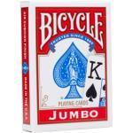 Bicycle Karten - Jumbo Face - großes Bild - Pokerkarten - Papie