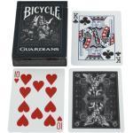 Bicycle Karten - Pokerkarten - Guardians - Papier