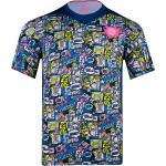 BIDI BADU Jiro Tech T-Shirt Herren - Mehrfarbig