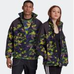 Bunte adidas Originals Trefoil Trainingsjacken für Herren
